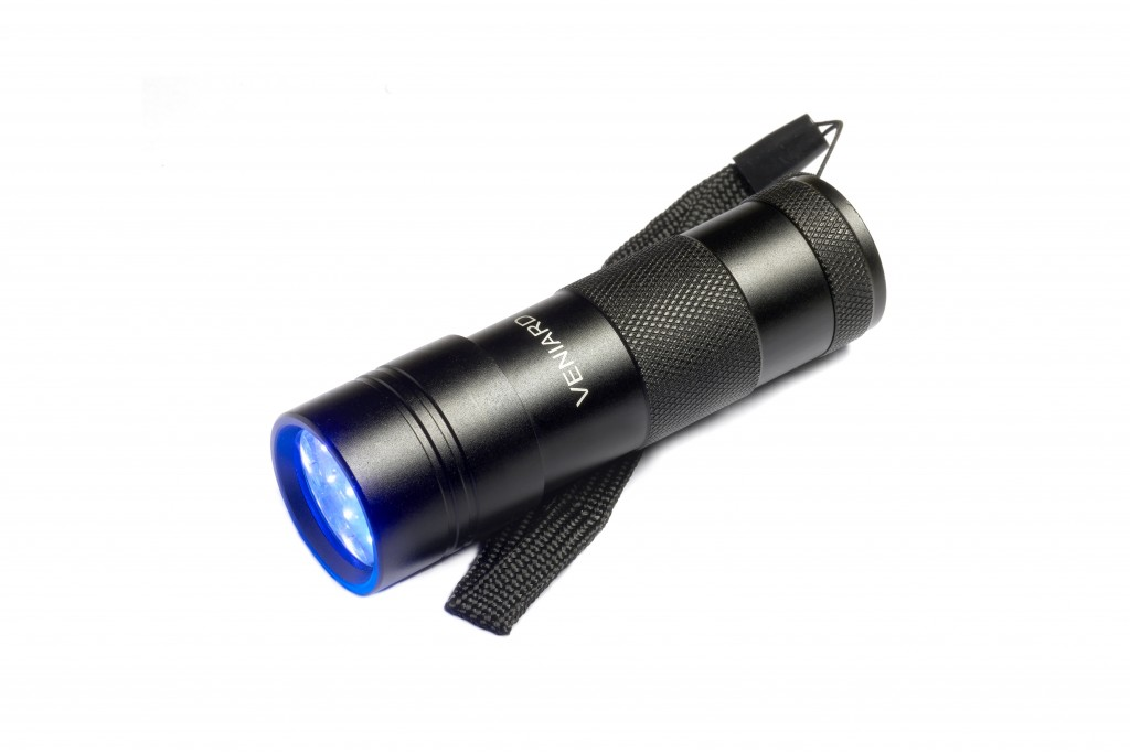 Veniard Multi LED UV Torch