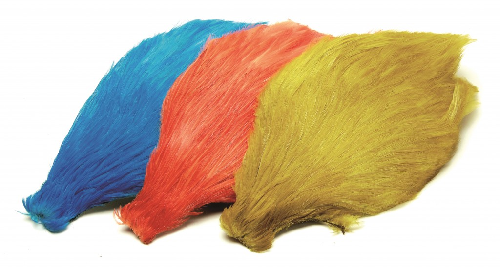Fly Tying Feathers Choice of Colours Veniard Indian Cock Capes for Fly Tying